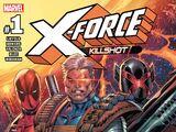 X-Force: Killshot Anniversary Special Vol 1 1
