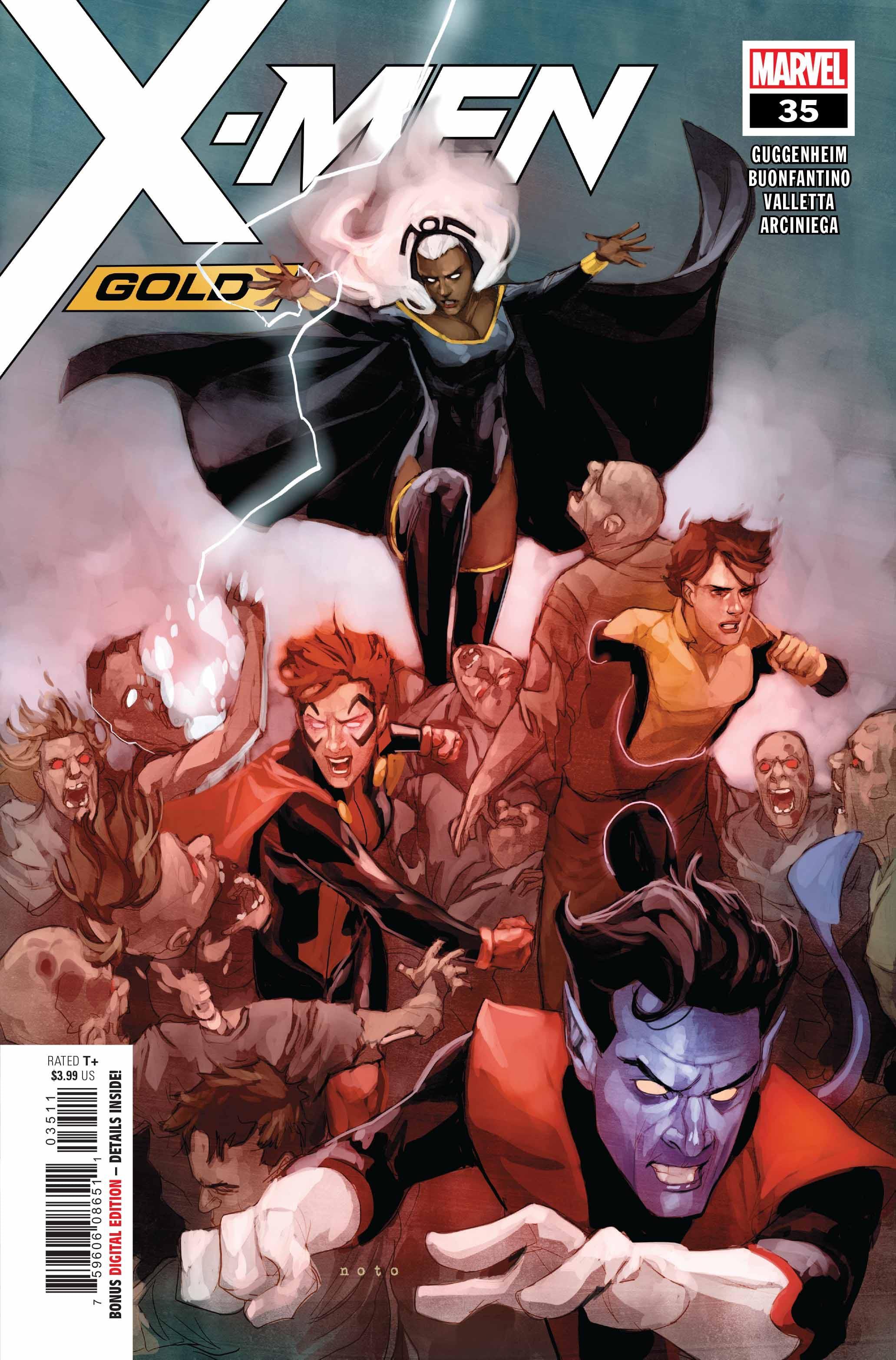 X-Men: Gold Vol 2 35