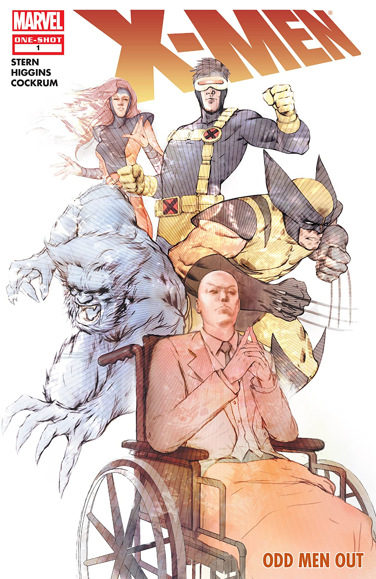 X-Men: Odd Men Out Vol 1 1