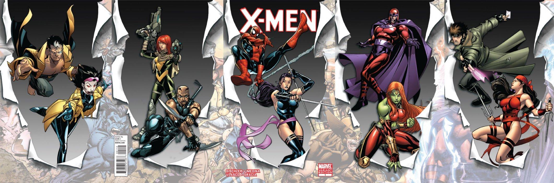 X-Men Vol 3 1 Medina Gatefold Party Variant.jpg