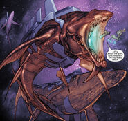 Acanti (Earth-1610) from Ultimate Fantastic Four Vol 1 35 0001