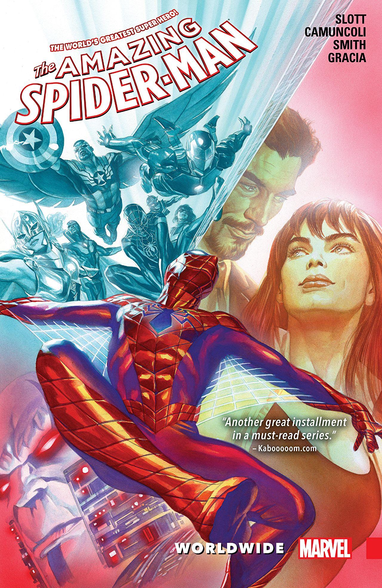 Amazing Spider-Man: Worldwide TPB Vol 1 3