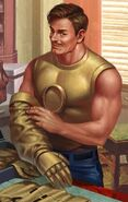 Anthony Stark (Earth-616) from Marvel War of Heroes 050