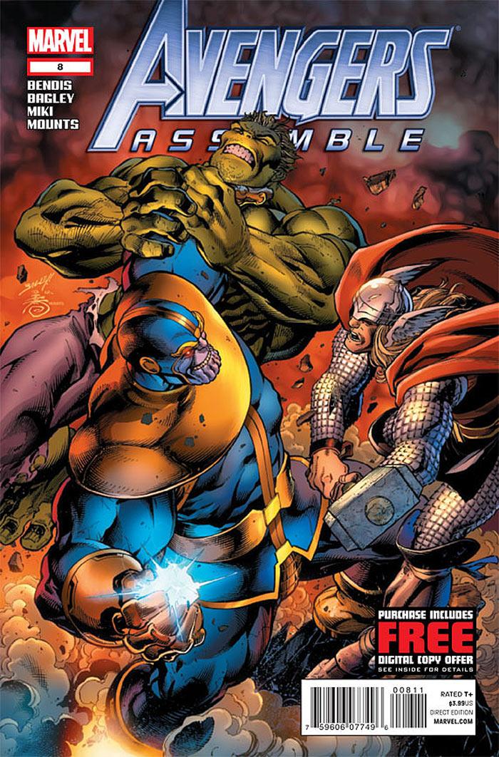 Avengers Assemble Vol 2 8