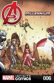 Avengers Millennium Infinite Comic Vol 1 6