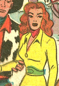 Betty Baxter (Earth-616)