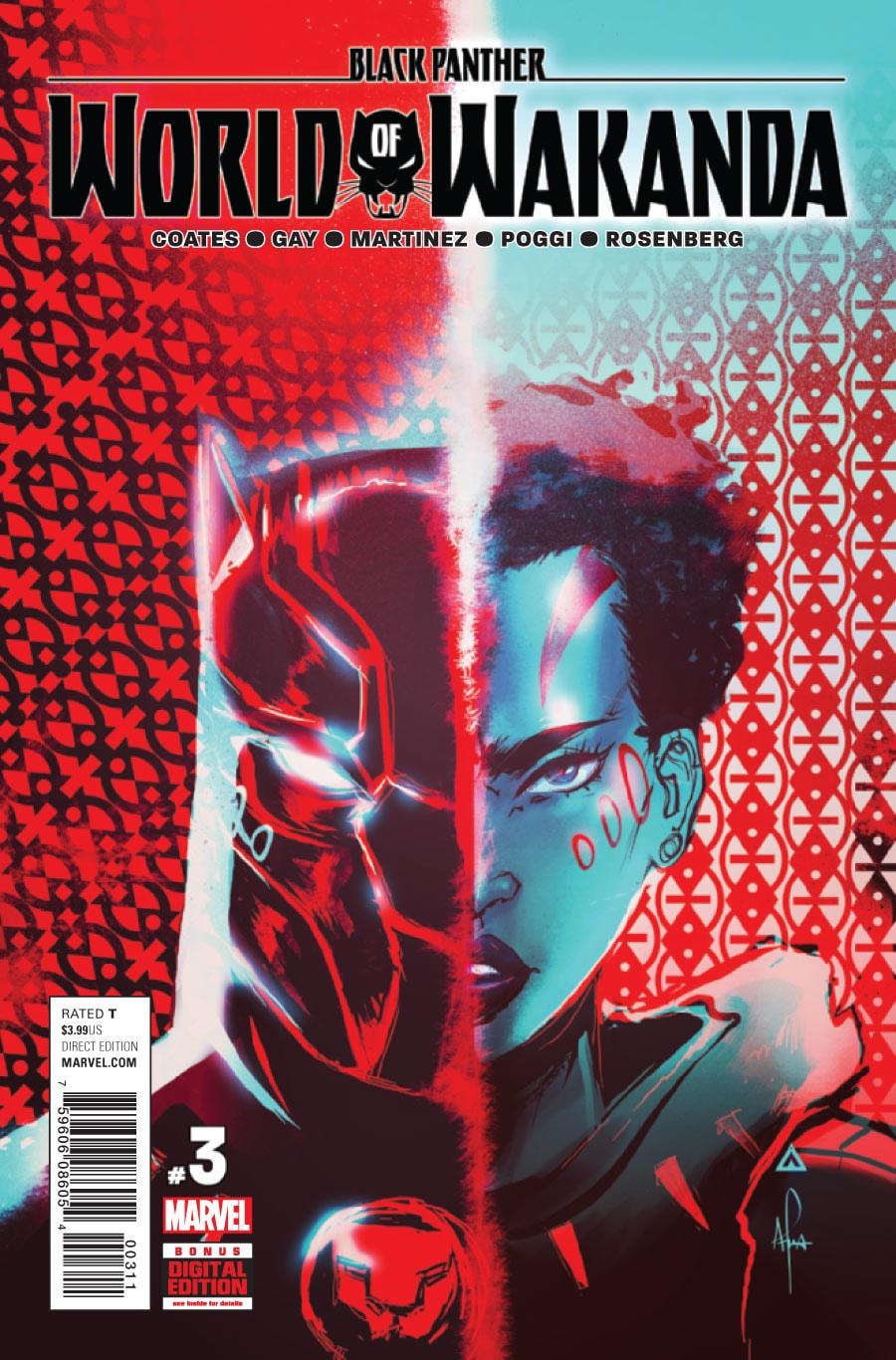 Black Panther: World of Wakanda Vol 1 3