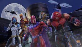 Brotherhood of Mutants (Earth-TRN670)