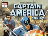 Captain America Annual Vol 2 1