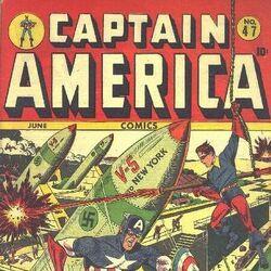 Captain America Comics Vol 1 47