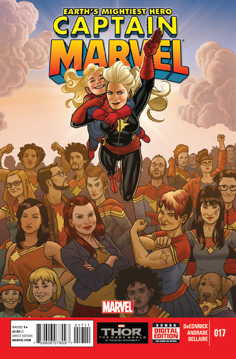 Captain Marvel Vol 7 17