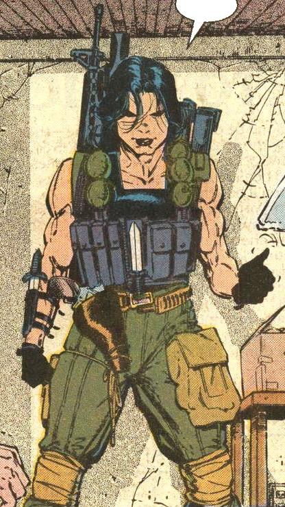 Conchita Ortiz (Earth-616)
