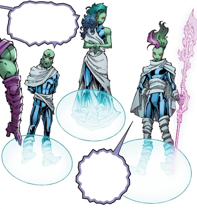 Council (Sleepwalkers) (Earth-616)