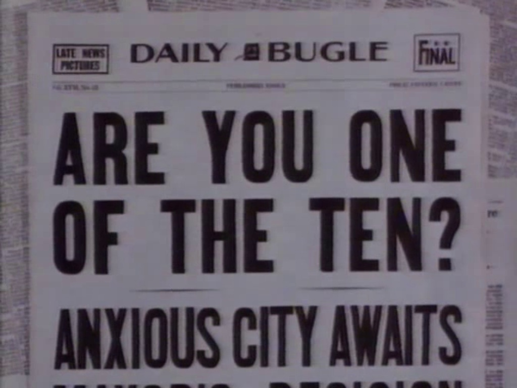 Daily Bugle (Earth-730911)/Gallery