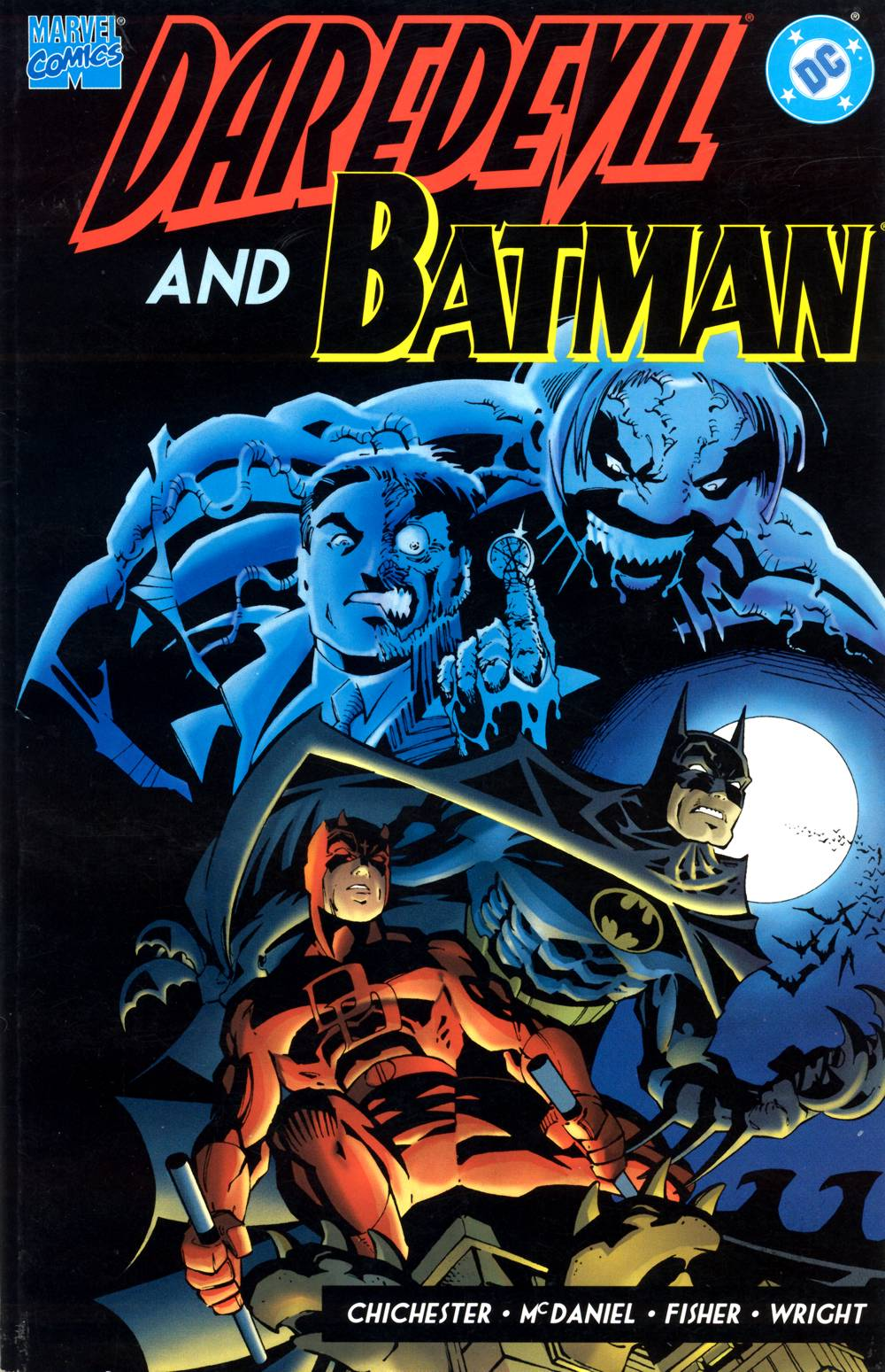 Daredevil/Batman Vol 1 1