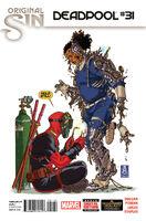 Deadpool Vol 5 31
