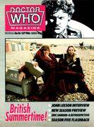 Doctor Who Magazine Vol 1 116