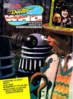 Doctor Who Magazine Vol 1 154