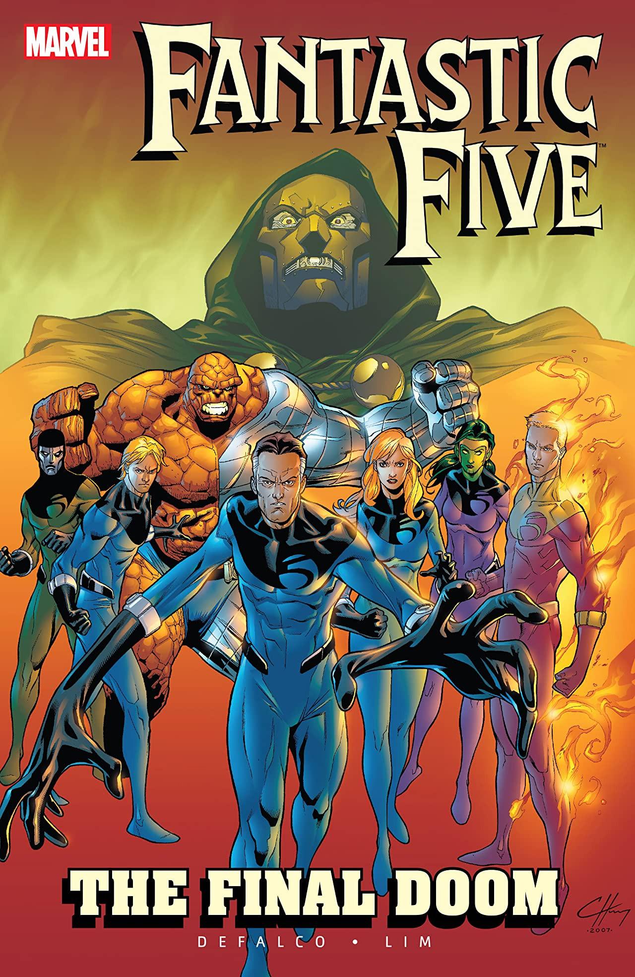 Fantastic Five: The Final Doom TPB Vol 1 1
