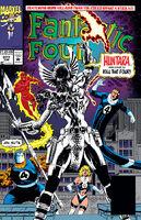 Fantastic Four Vol 1 377