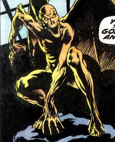 Golden Angel (Gargoyle) (Earth-616)