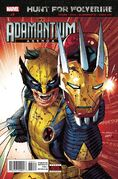 Hunt for Wolverine Adamantium Agenda Vol 1 2