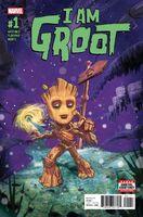 I Am Groot Vol 1 1