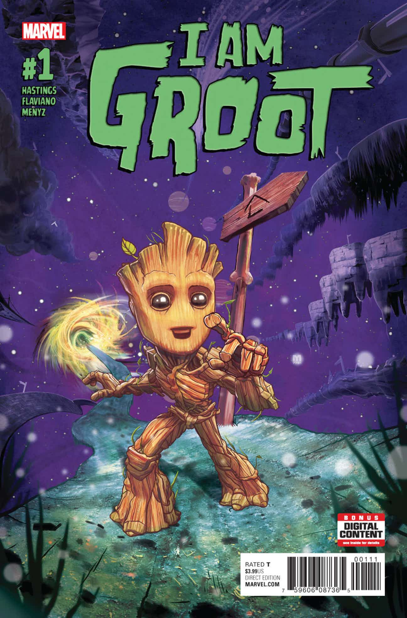 I Am Groot Vol 1 1