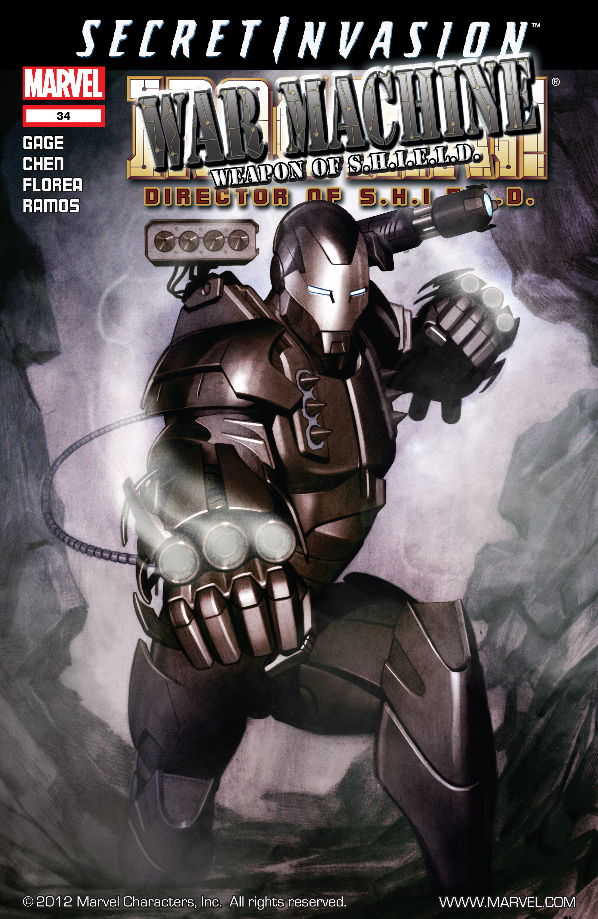 Iron Man: Director of S.H.I.E.L.D. Vol 1 34