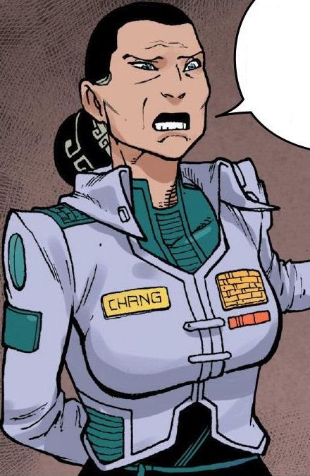 Lisa Chang (Earth-616)