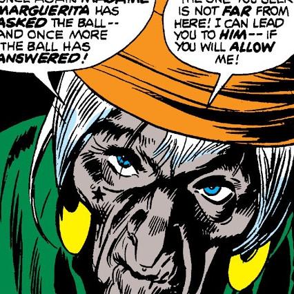 Marguerita (Earth-616)