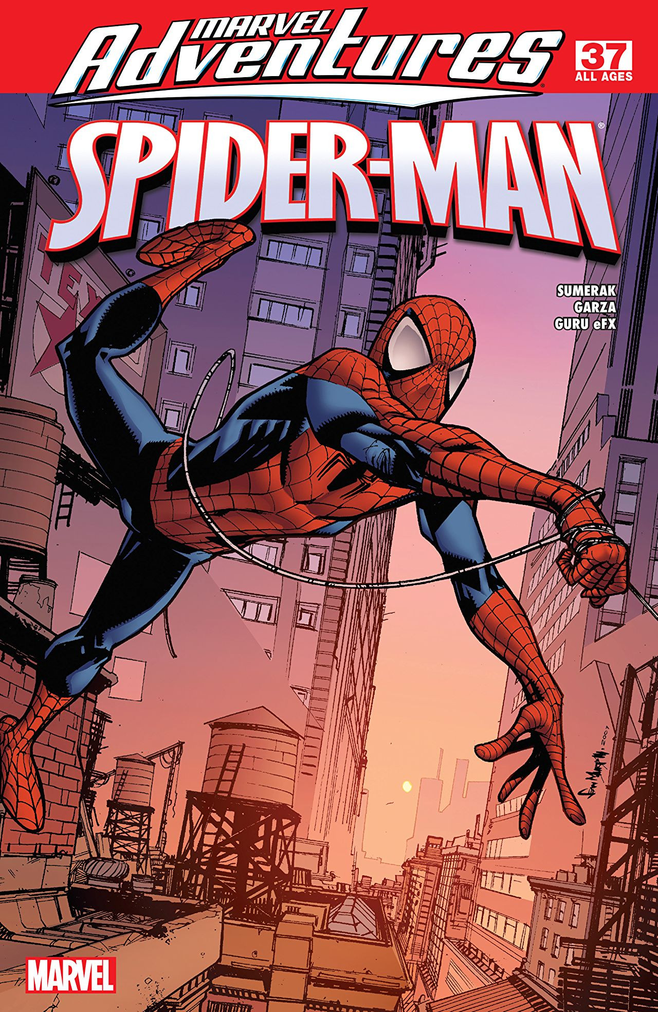 Marvel Adventures: Spider-Man Vol 1 37