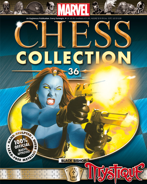 Marvel Chess Collection Vol 1 36