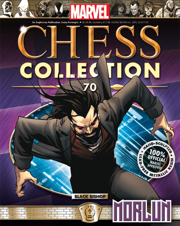 Marvel Chess Collection Vol 1 70