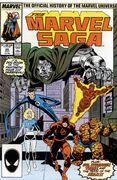 Marvel Saga the Official History of the Marvel Universe Vol 1 20