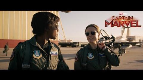 Marvel Studios' Captain Marvel 1 Movie Rolling Stone TV Spot