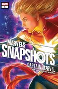 Marvels Snapshots Captain Marvel Vol 1 1