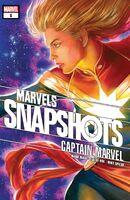 Marvels Snapshots Captain Marvel Vol 1 1