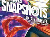 Marvels Snapshots: Captain Marvel Vol 1 1