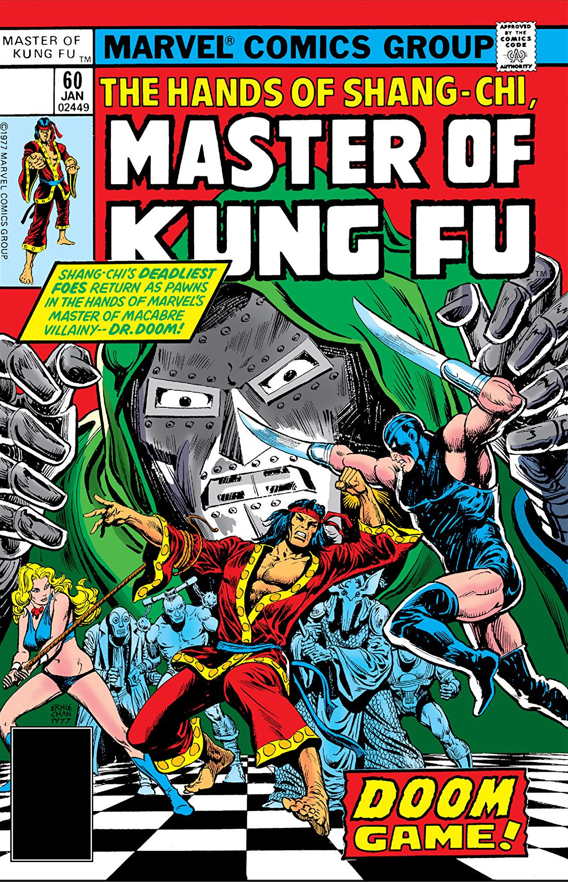 Master of Kung Fu Vol 1 60
