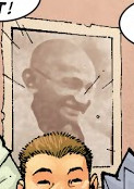 Mohandas Gandhi (Earth-616)