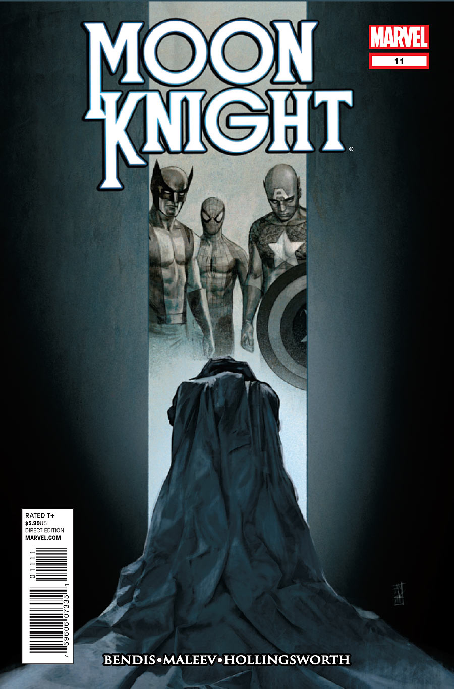 Moon Knight Vol 6 11