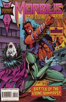 Morbius The Living Vampire Vol 1 20