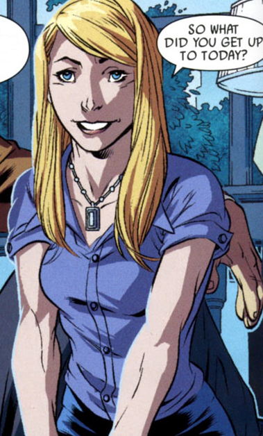 Mrs. Colchiss (Earth-616)