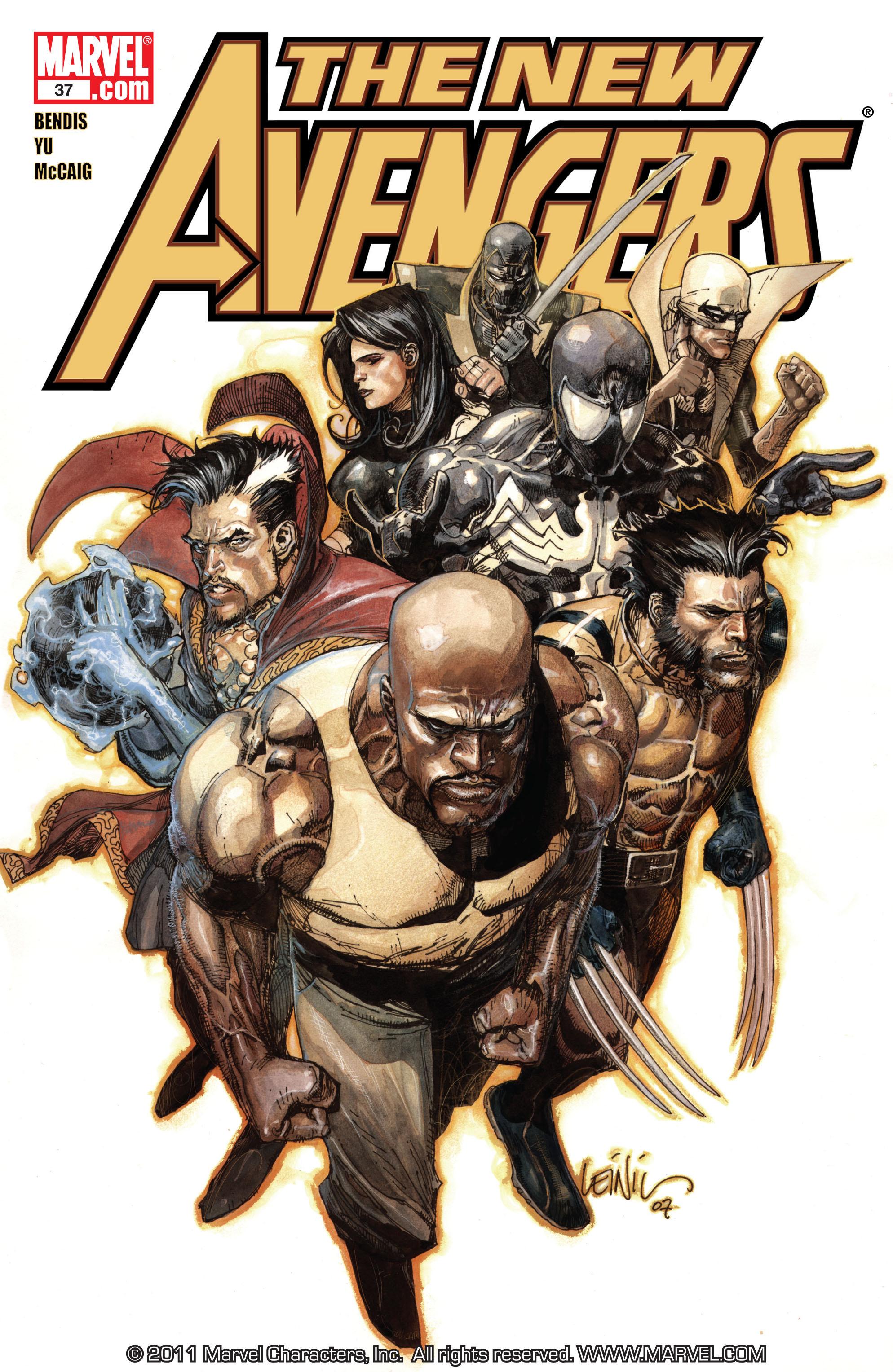 New Avengers Vol 1 37