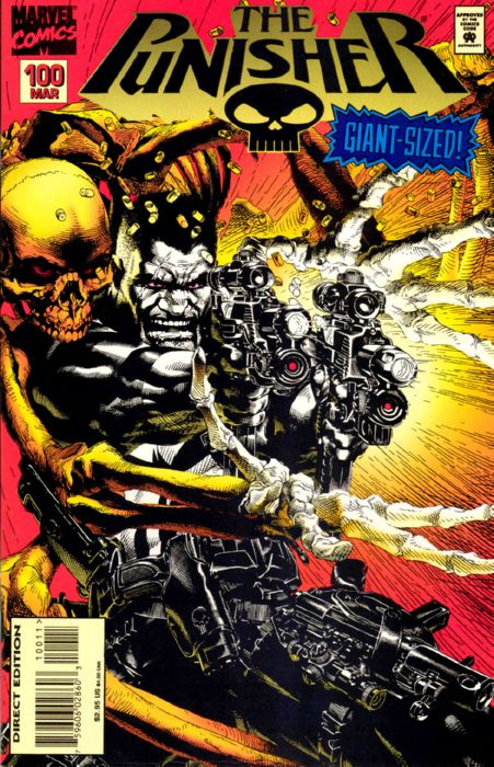 Punisher Vol 2 100