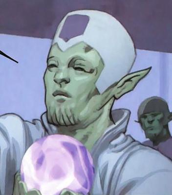 Sar T'llrk (Earth-616)