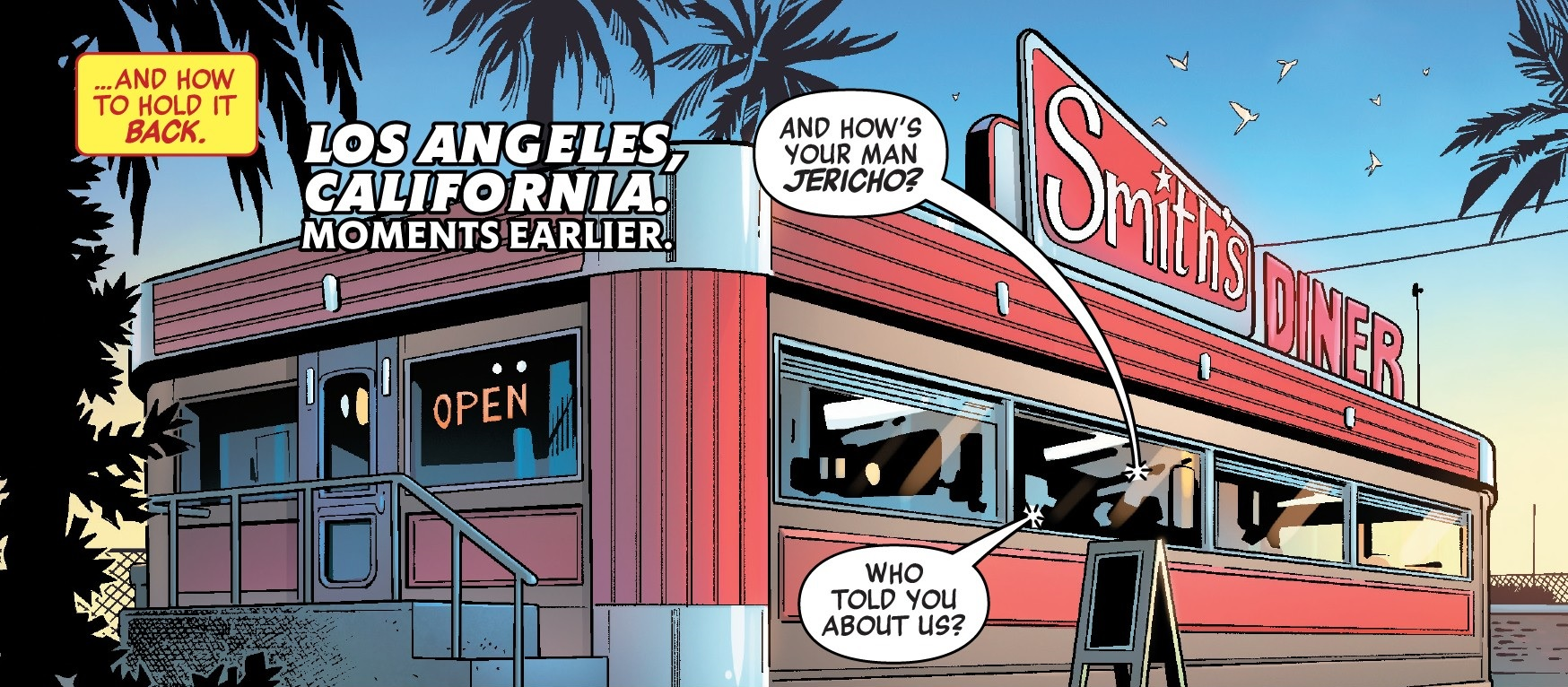 Smith's Diner
