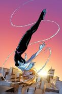 Spider-Gwen Vol 1 2 Dynamic Forces Exclusive Variant Textless