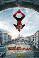 Spider-Man Far From Home poster 005